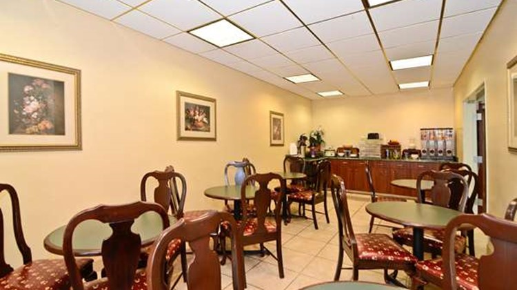 Americas Best Value Inn Louisville Restaurant