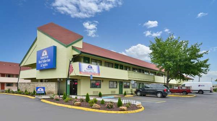 Americas Best Value Inn-Independence Exterior