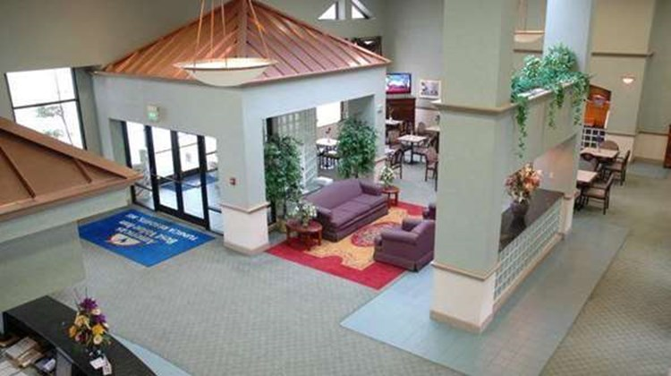 Americas Best Value Inn-Tunica Resort Lobby