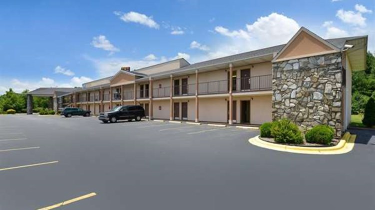 Americas Best Value Inn, Canton Exterior