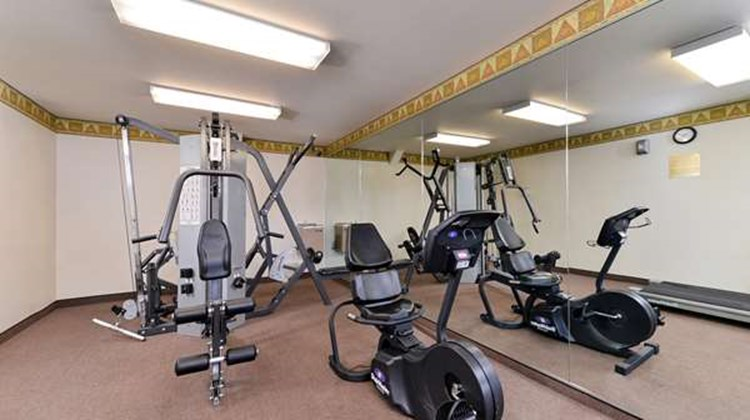 Americas Best Value Gold Country Inn Health