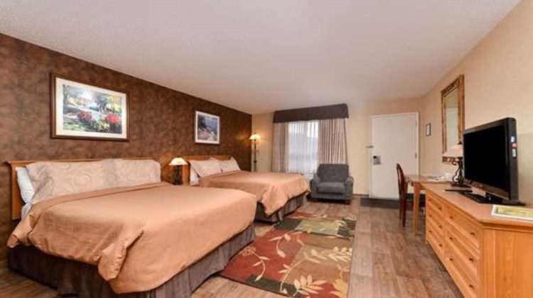 Americas Best Value Gold Country Inn Suite