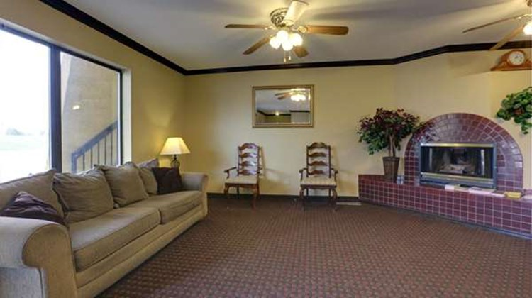 Americas Best Value Inn & Suites-Yukon Lobby