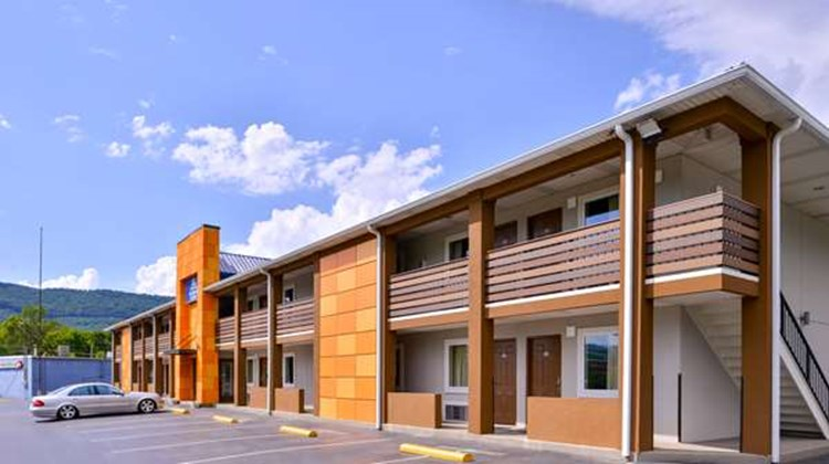 Americas Best Value Inn Lookout Mtn W Exterior