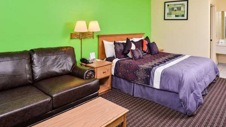 Americas Best Value Inn Lookout Mtn W Room