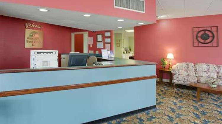 Americas Best Value Inn Lobby