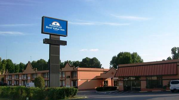 Americas Best Value Inn & Sts Memphis E Exterior