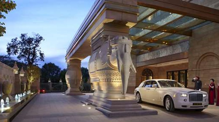 The Leela Palace New Delhi Exterior