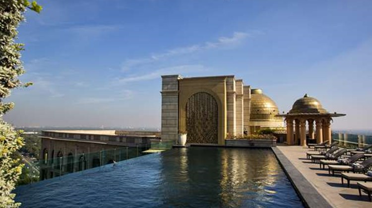 The Leela Palace New Delhi Pool