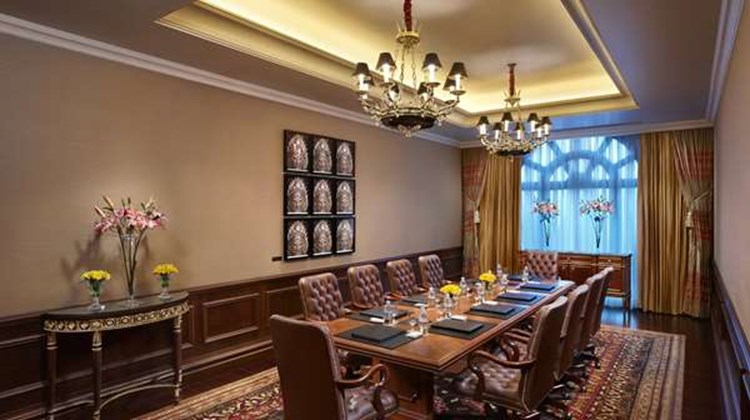 The Leela Palace New Delhi Meeting