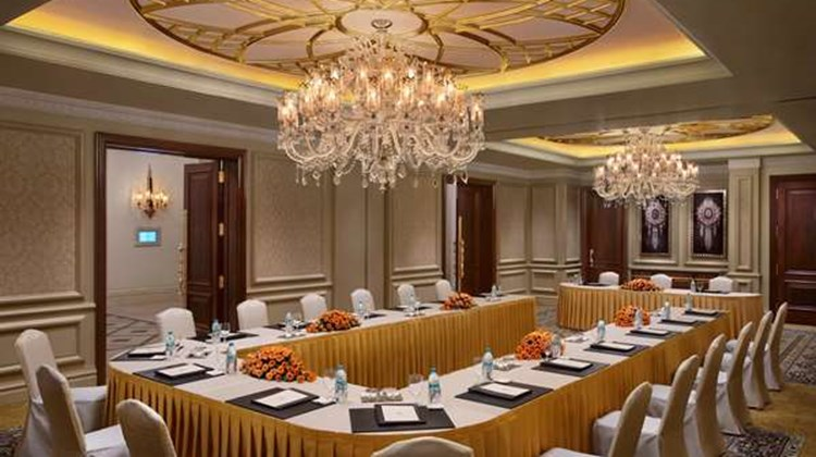The Leela Palace New Delhi Ballroom