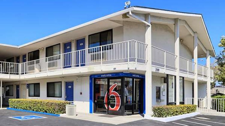 Motel 6 Walnut Creek Exterior