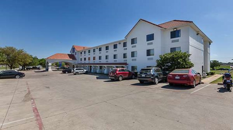 Motel 6 Ft Worth - Bedford Exterior