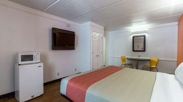 Motel 6 Baytown, Garth Rd Room