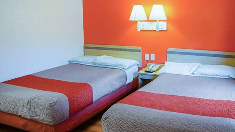 Motel 6 South Room