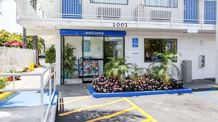 Motel 6 Los Angeles/Rosemead Exterior