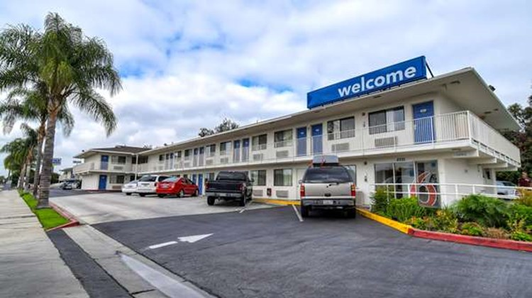 Motel 6 Los Angeles Whittier Exterior
