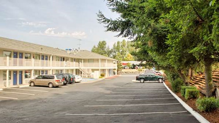 Motel 6 Seattle South Exterior