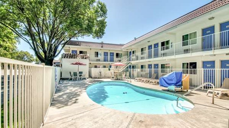 Motel 6 Stockton North Pool