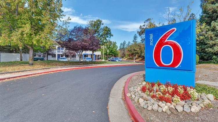 Motel 6 Santa Rosa North Exterior
