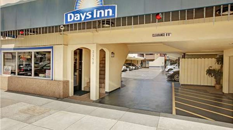 Days Inn San Francisco/Lombard Exterior