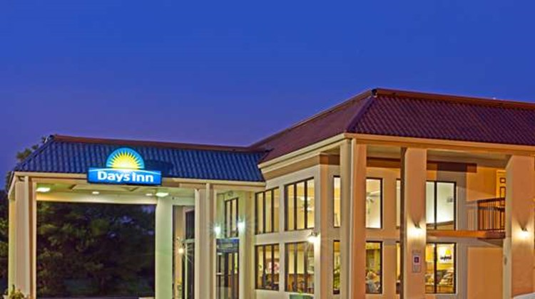 Days Inn Clinton Exterior