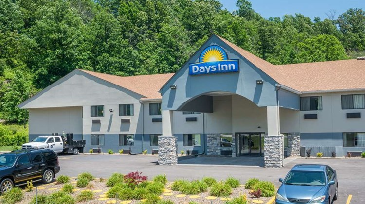 Days Inn Ashland Exterior