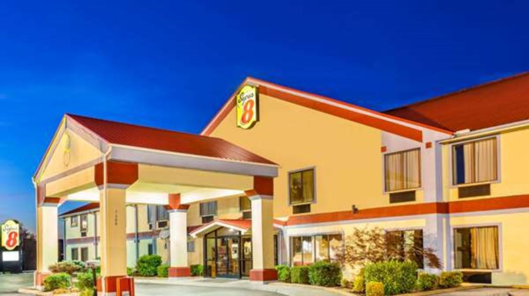 Super 8 Morristown/South Exterior