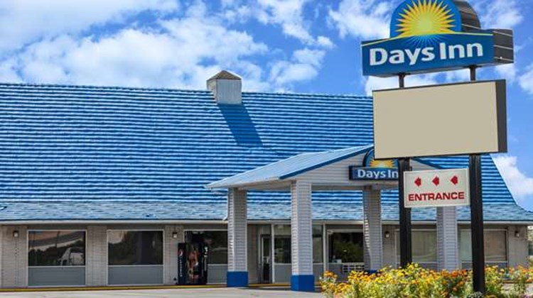 Days Inn Seymour Exterior