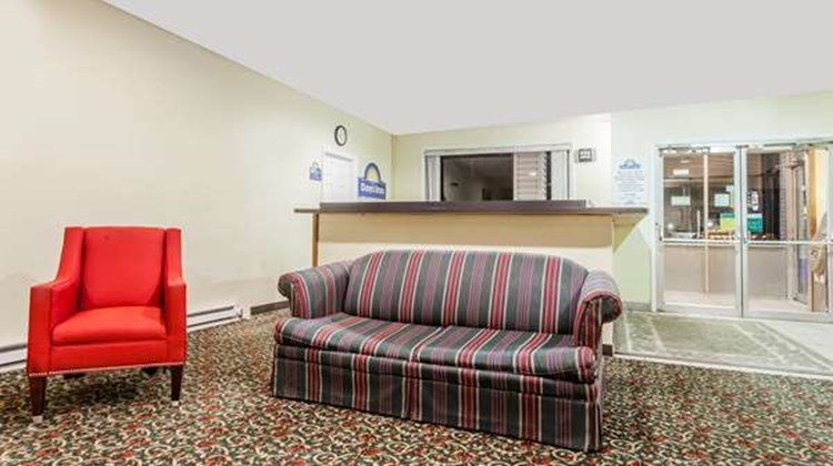 Days Inn Seymour Lobby