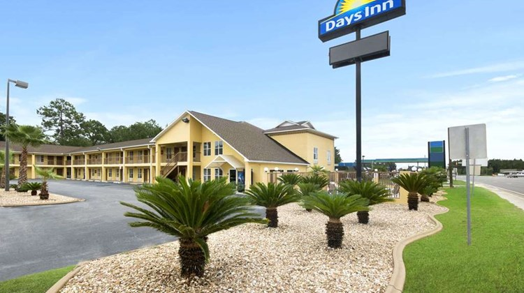 Days Inn Alma Exterior