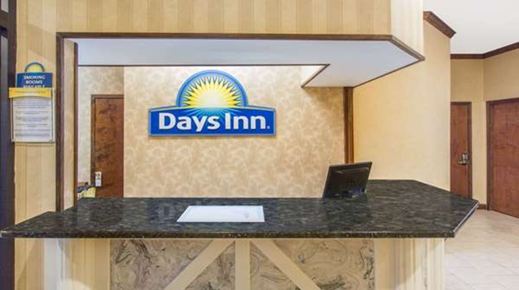 Days Inn Lonoke Lobby