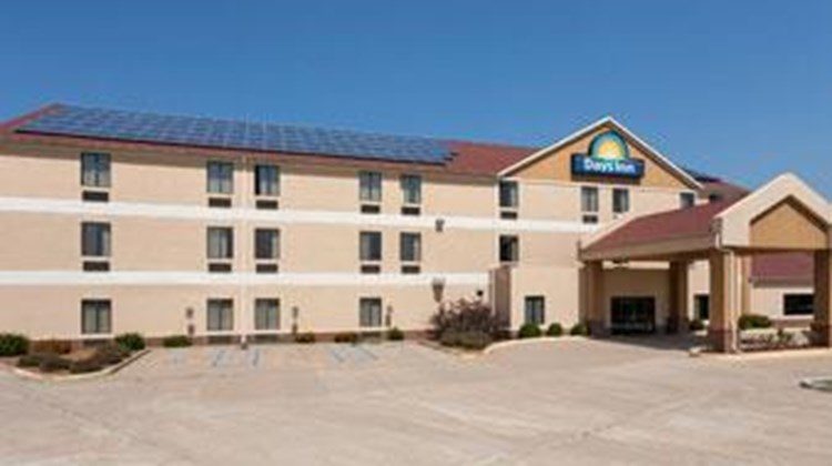 Days Inn Jefferson City Exterior