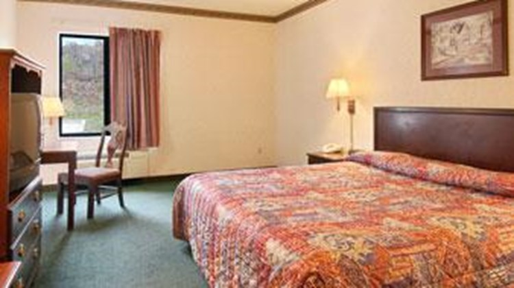 Days Inn Jefferson City Room