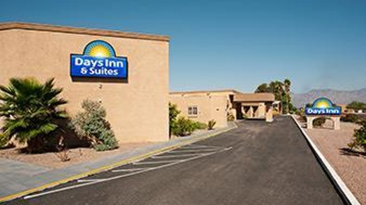 Days Inn & Suites Tucson Exterior