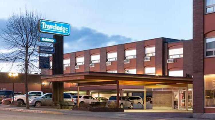 Travelodge Prince George Goldcap, BC Exterior