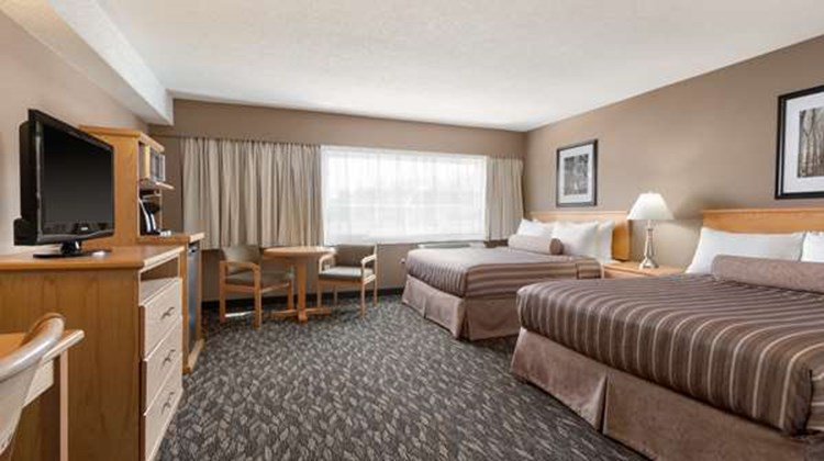 Travelodge Prince George Goldcap, BC Room