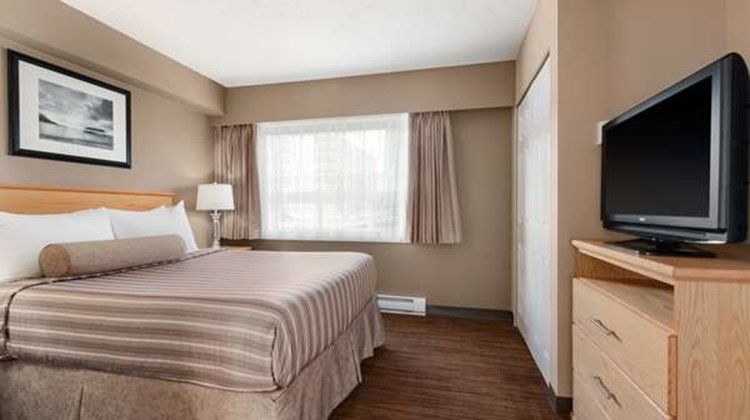 Travelodge Prince George Goldcap, BC Suite