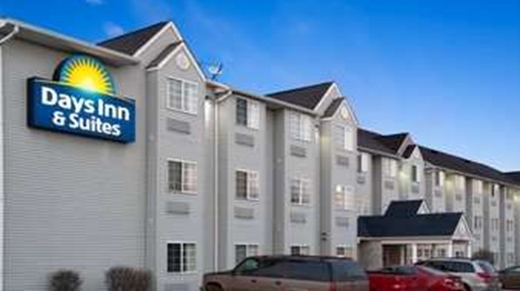 Days Inn & Suites Lafayette IN Exterior