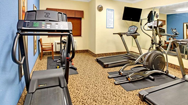Baymont Inn & Suites Baytown Health
