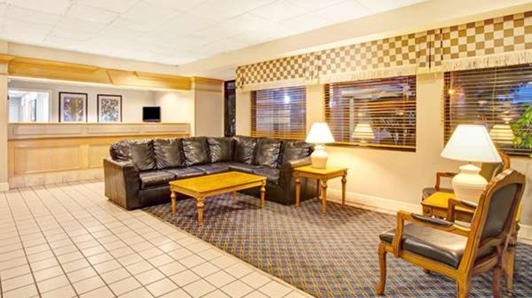 Days Inn Forrest City Lobby