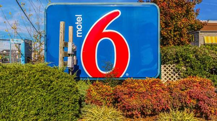 Motel 6 Rock Hill Exterior