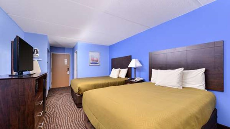 Americas Best Value Inn, Clear Lake Room