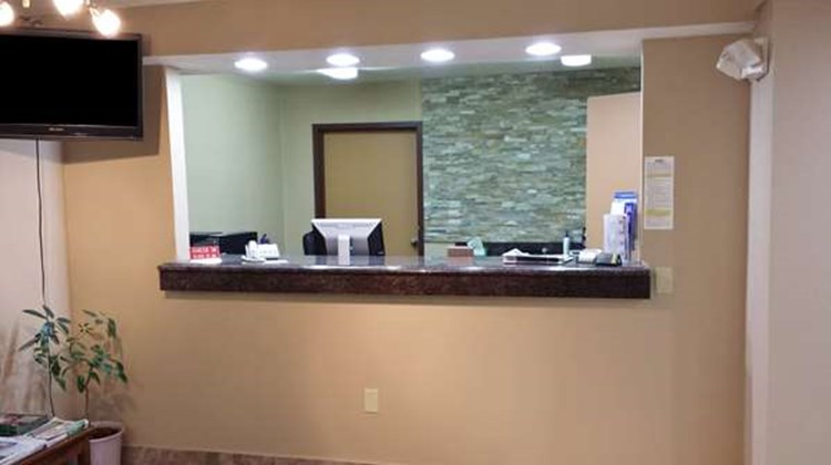 Americas Best Value Inn, Clear Lake Lobby
