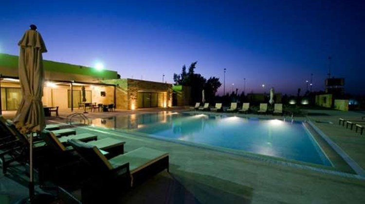 Amman Airport Hotel Pool