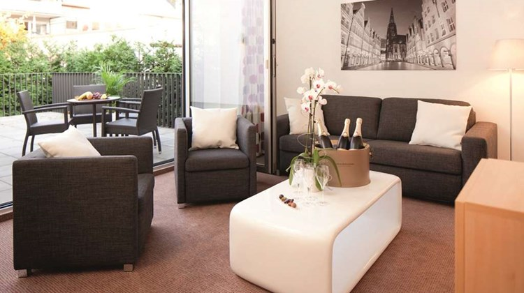 VCH by TOP Stadthotel Muenster Suite