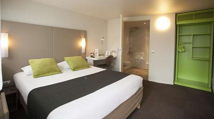 Hotel Campanile Bourges North Room
