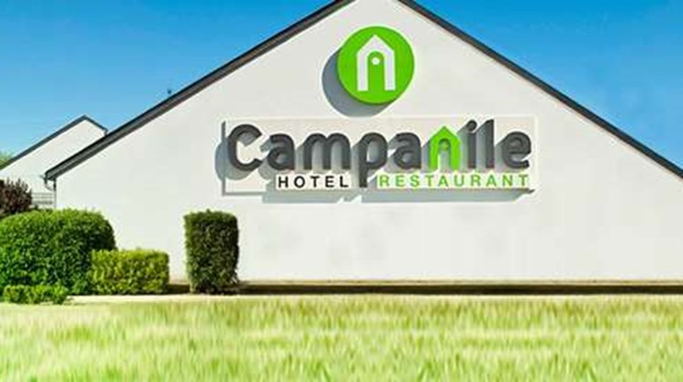 Hotel Campanile Cherbourg Exterior