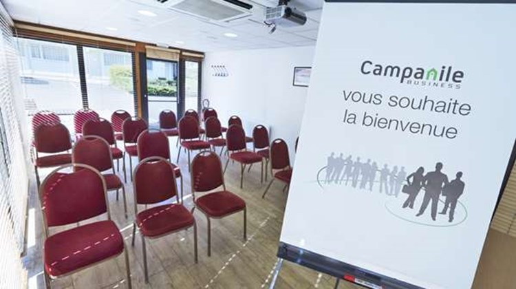 Campanile St Etienne North Meeting