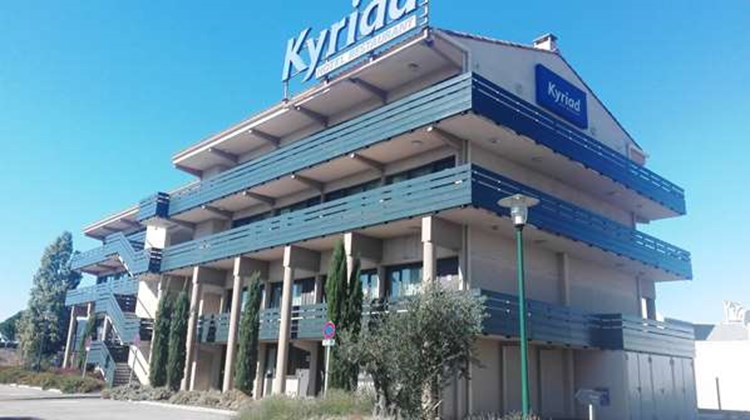 Kyriad Hotel Carcassonne Ouest Exterior